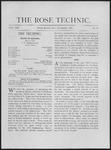 Volume 8 - Issue 3 - December, 1898