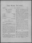 Volume 7 - Issue 2 - November, 1897