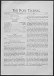 Volume 6 - Issue 3 - December, 1896