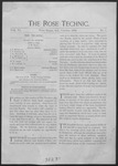 Volume 6 - Issue 1 - October, 1896