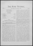 Volume 5 - Issue 6 - March, 1896