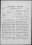 Volume 5 - Issue 5 - February, 1896
