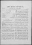 Volume 5 - Issue 3 - December, 1895
