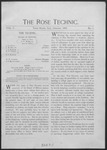 Volume 5 - Issue 1 - October, 1895