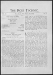 Volume 2 - Issue 1 - October 19, 1892