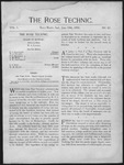 Volume 1 - Issue 10 - June 13, 1892