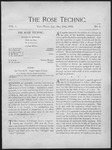 Volume 1 - Issue 9 - May 13, 1892