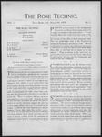 Volume 1 - Issue 7 - March 9, 1892