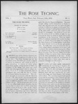Volume 1 - Issue 6 - February 10, 1892
