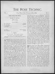 Volume 1 - Issue 6 - February 10, 1892