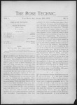 Volume 1 - Issue 5 - January 20th, 1892