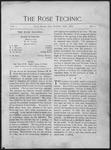 Volume 1 - Issue 2 - October 15, 1891