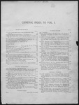 Volume 1 - Issue 1 - June 12, 1891